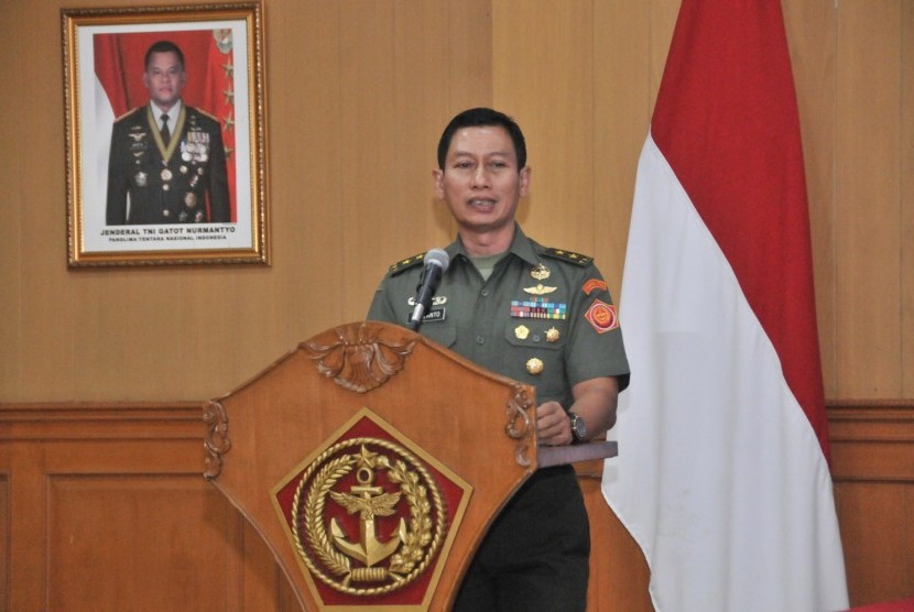 Kapuspen TNI Mayjen Wuryanto (Istimewa)