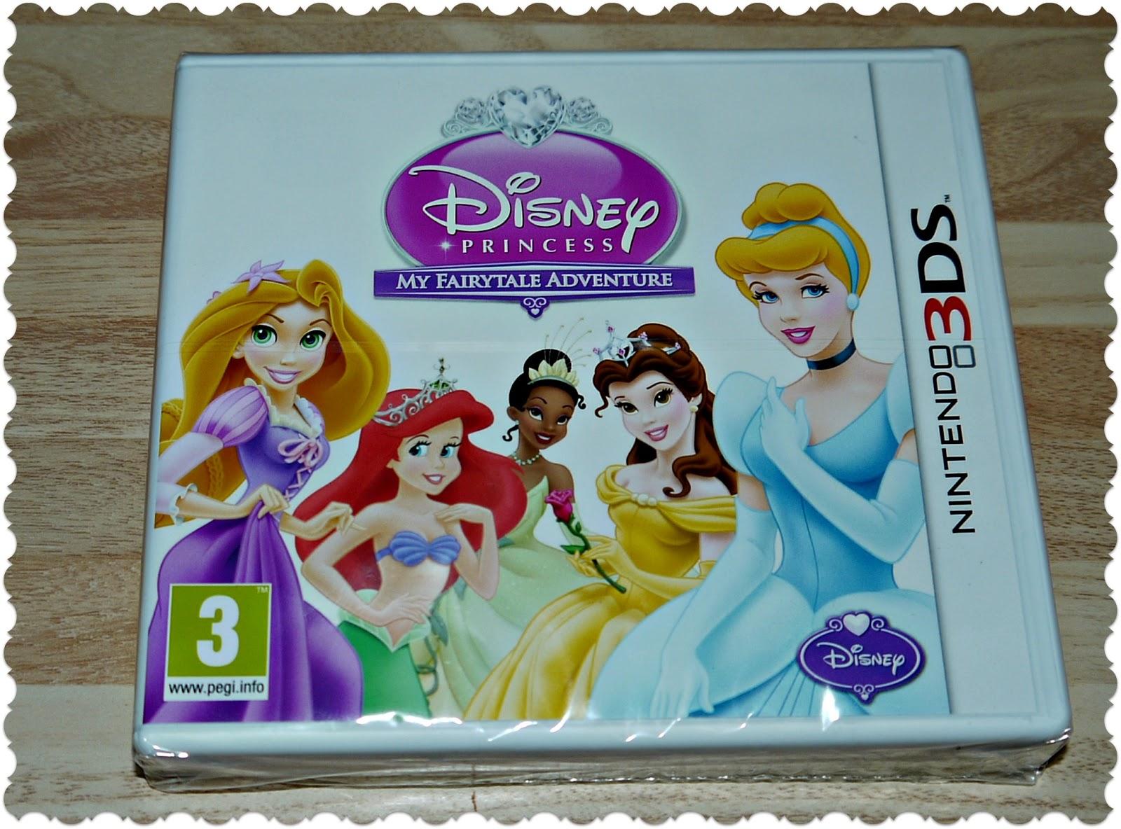 Inside the Wendy House: Disney Princess - My Fairytale ...