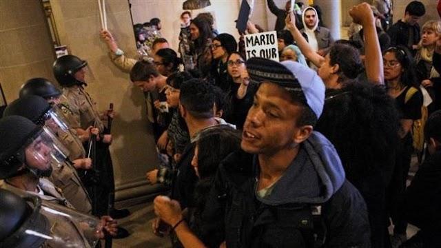 33 arrested in San Francisco for protesting police brutality
