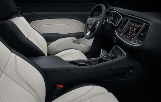 2018 Dodge Barracuda Interior