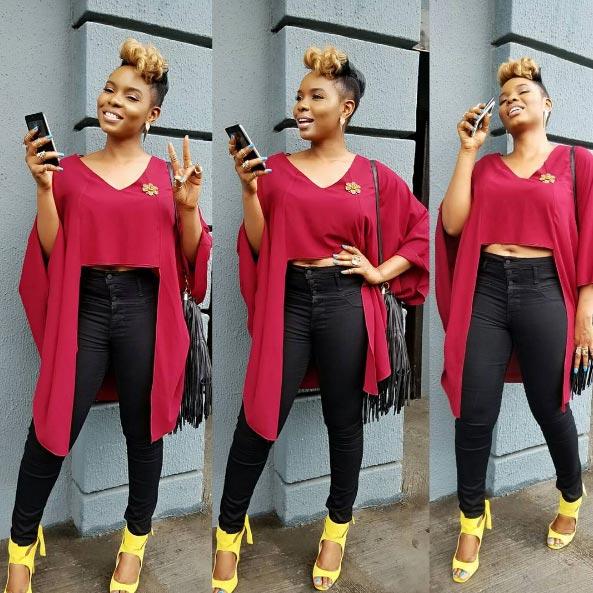 Yemi Alade beautiful in new photos