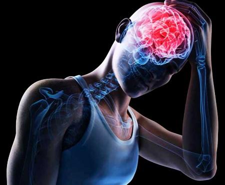 conmoción cerebral