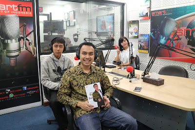 bedah buku, buku motivasi, motivator penulis, motivator indonesia, training motivasi, motivator smart fm, radio smart fm, smartfm