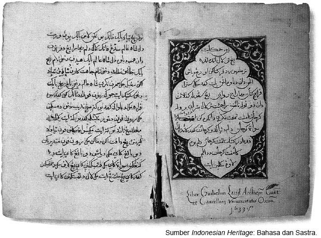 Perkembangan Historiografi Di Indonesia  Tradisional