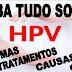 HPV: Sintomas, tratamentos, causas e cura. Saiba tudo sobre essa doença