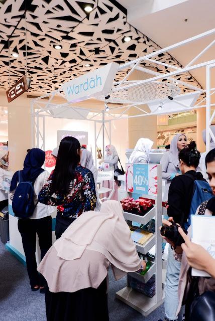 wardah-days-2018-shopping