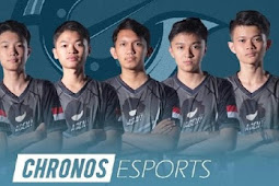 Divisi Mobile Legends Chronos Siap Gempur MPL Season 2