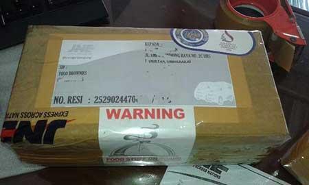 Cara & Tempat Ambil Paket JNE di Batam