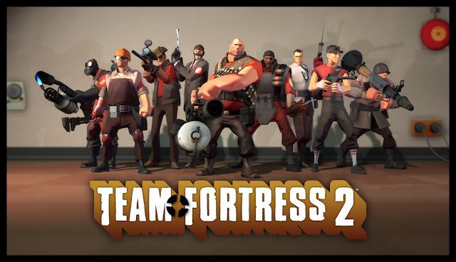 تحميل لعبة فريق القلعة team fortress 2 برابط واحد مباشر ميديا فاير مضغوطة مجانا