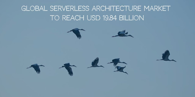 Global Serverless Architecture to Reach USD 19.84 Billion