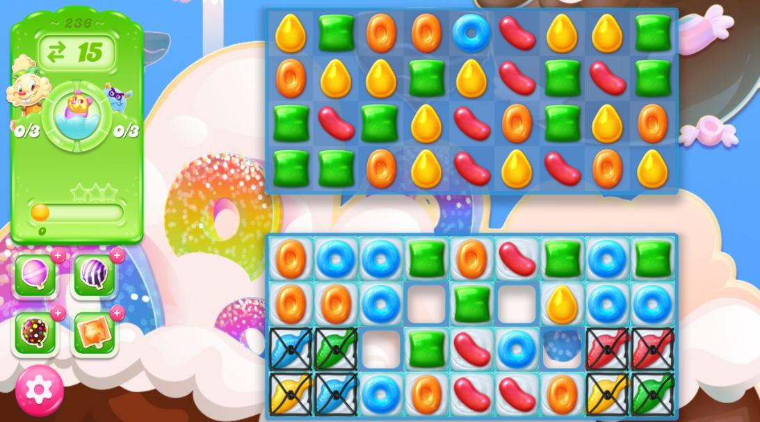 Candy Crush Jelly Saga 236