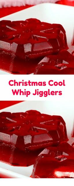 Christmas Cool Whip Jigglers