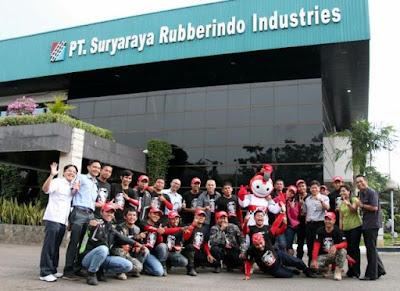 Lowongan Kerja Jobs : Operator Produksi, Operator Forklift, IT Operation Min SMA SMK D3 S1 PT Suryaraya Rubberindo Industries
