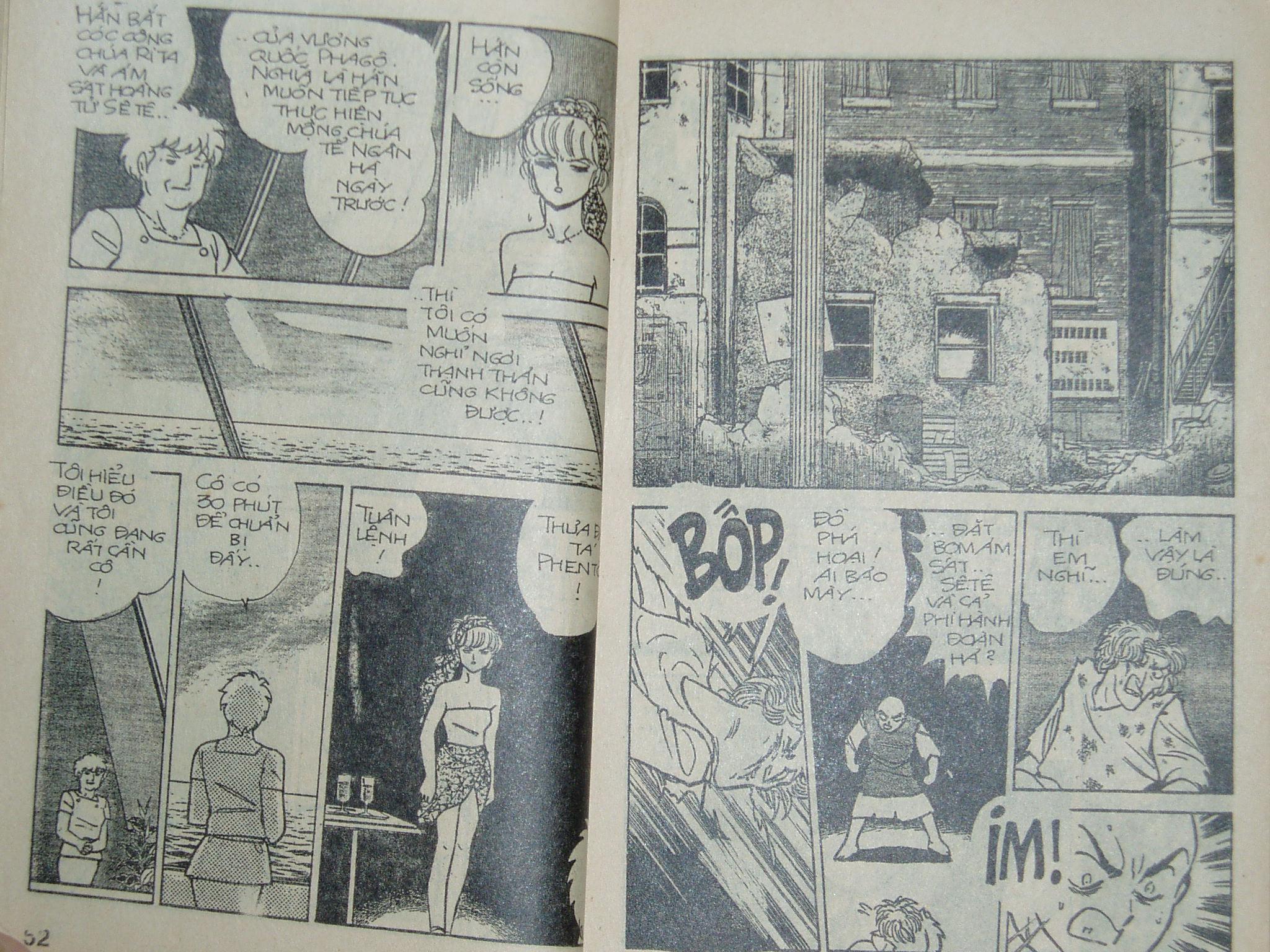 Siêu nhân Locke vol 13 trang 25