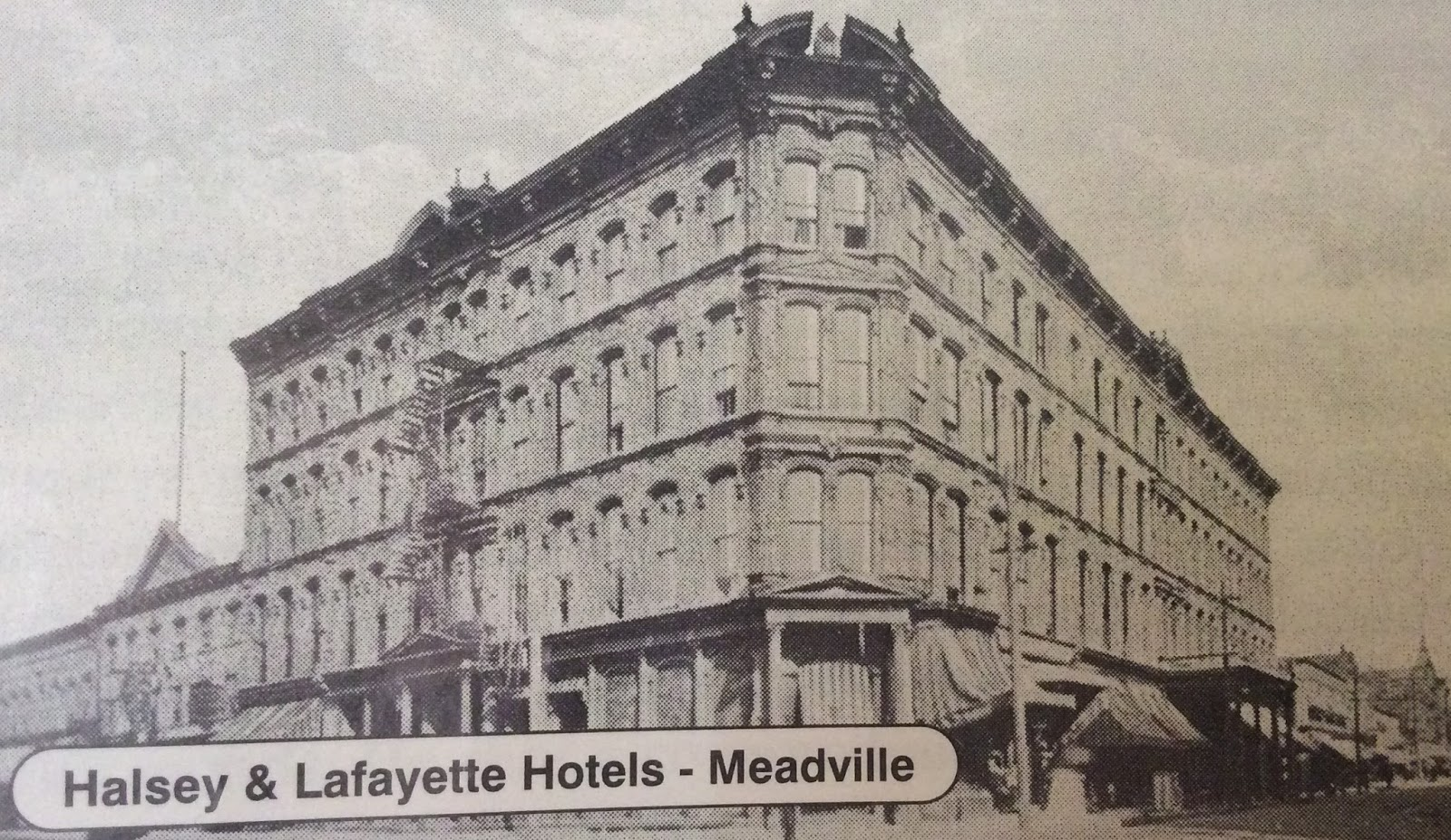The Halsey And Lafayette Hotels