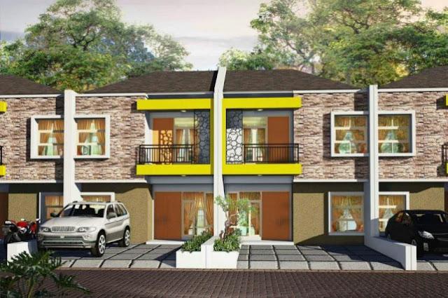 Rumah dijual di Pamulang