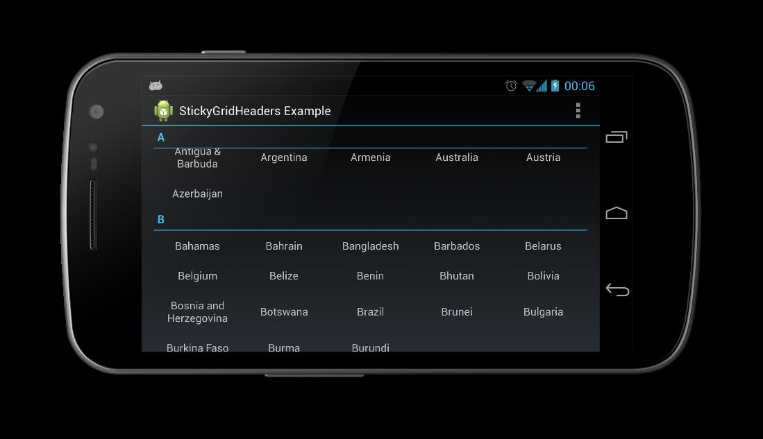 最流行的android组件大全  鸟窝