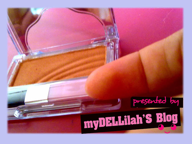 warna Pixy Blush on Brown Tea