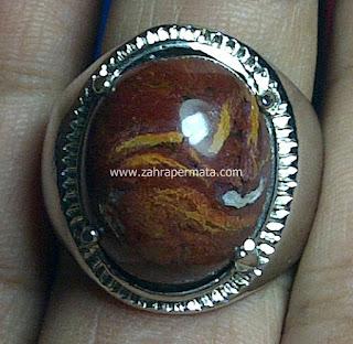 Cincin Batu Permata Panca Warna Garut - ZP 487