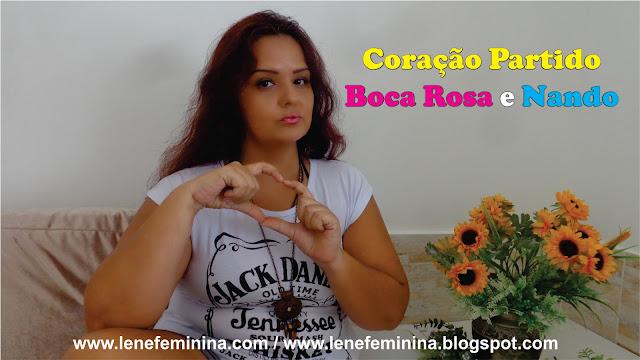 Boca Rosa e nando