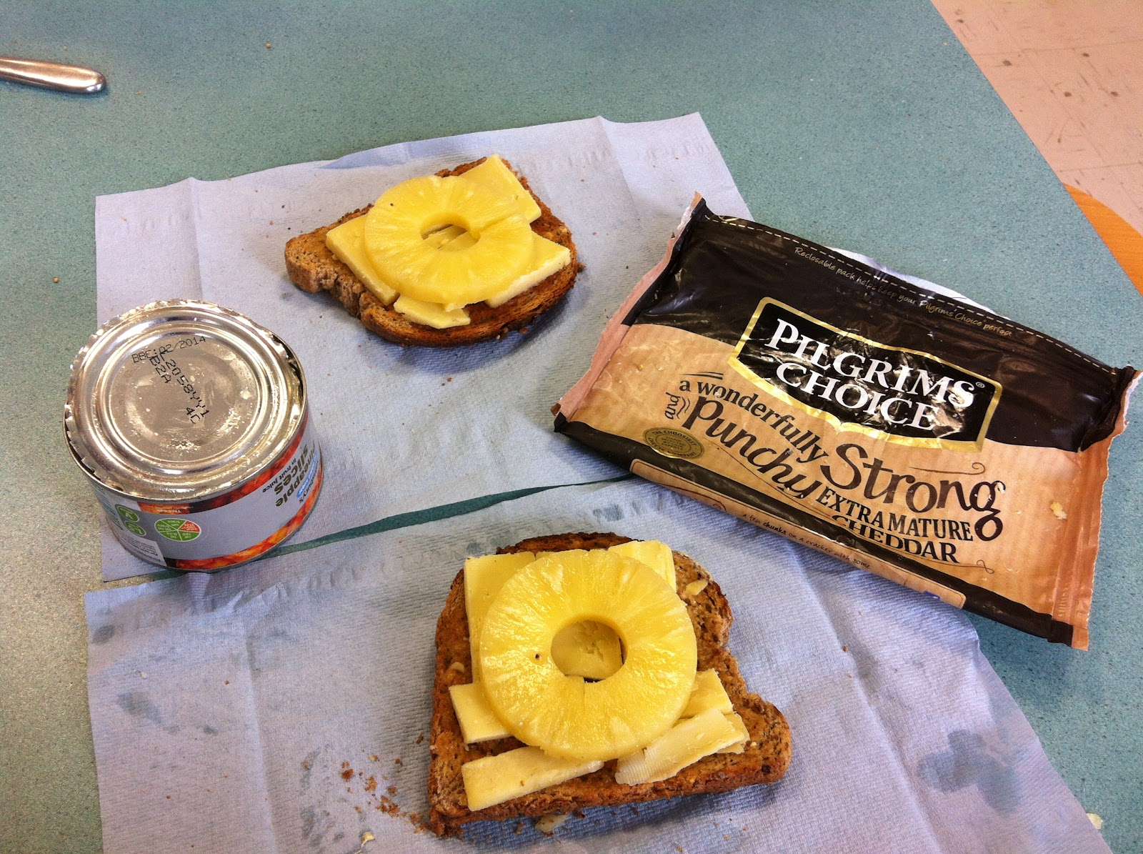 The Ultimate Toast Adventure: Our 104th slice of toast