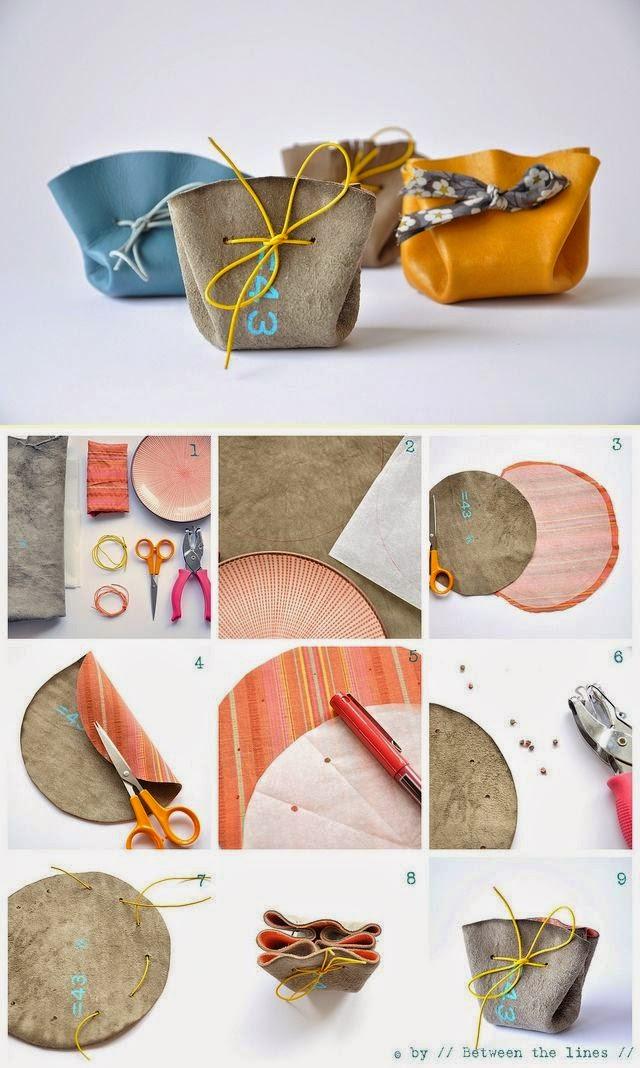 Origami Gift Box Pattern