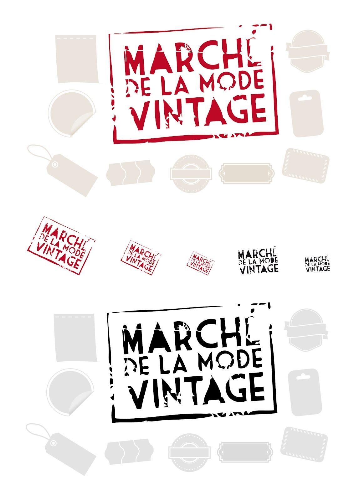 marché mode vintage