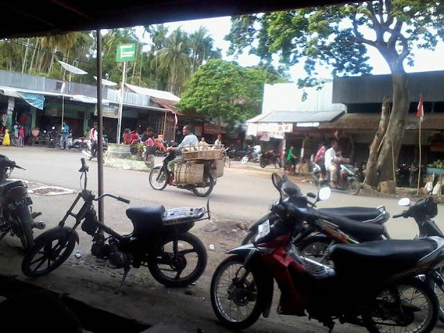 Lueng Daneun Markets
