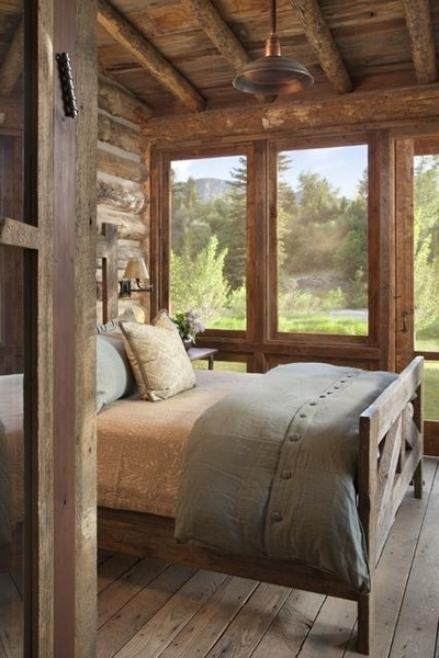 Rocky Top Log Furniture & Railing Blog: Style a Rustic
