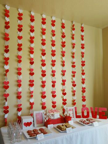Last-Minute Valentines Day Decoration Ideas | THE BLING BABE