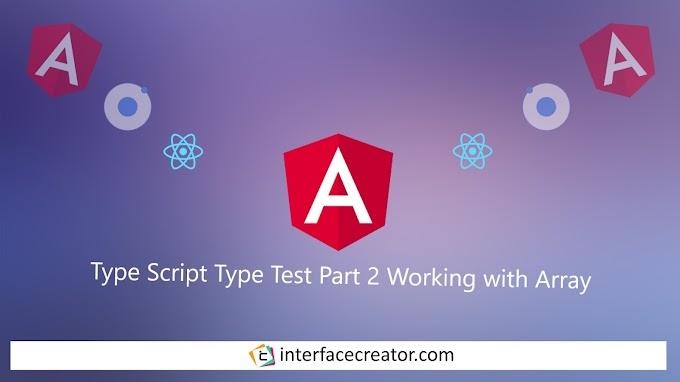 Typescript Array ,Typescript Array Declaration,Typescript Array foreach,Typescript Array Concat ,Pop, Push