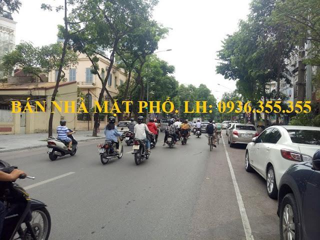 Bán biệt thự mặt phố Quang Trung, Trần Hưng Đạo