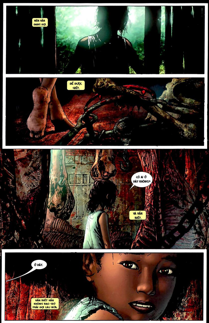 X-Men Necrosha chap 5 trang 22