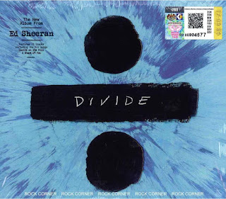 Download Full Album Ed Sheeran ÷ Devide