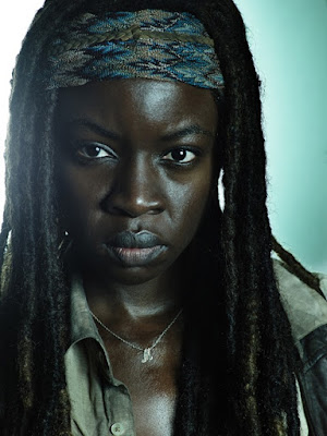 Michonne M Necklace