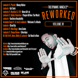 ReWored Volume IV- Ludacris Remixes