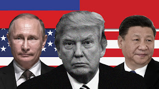CHINA Y RUSIA REALIZAN LOS PREPARATIVOS PARA IMPLEMENTAR UN PLAN DE ATAQUE COORDINADO POR SORPRESA Y FULMINANTE CONTRA LOS ESTADOS UNIDOS Y SUS ALIADOS