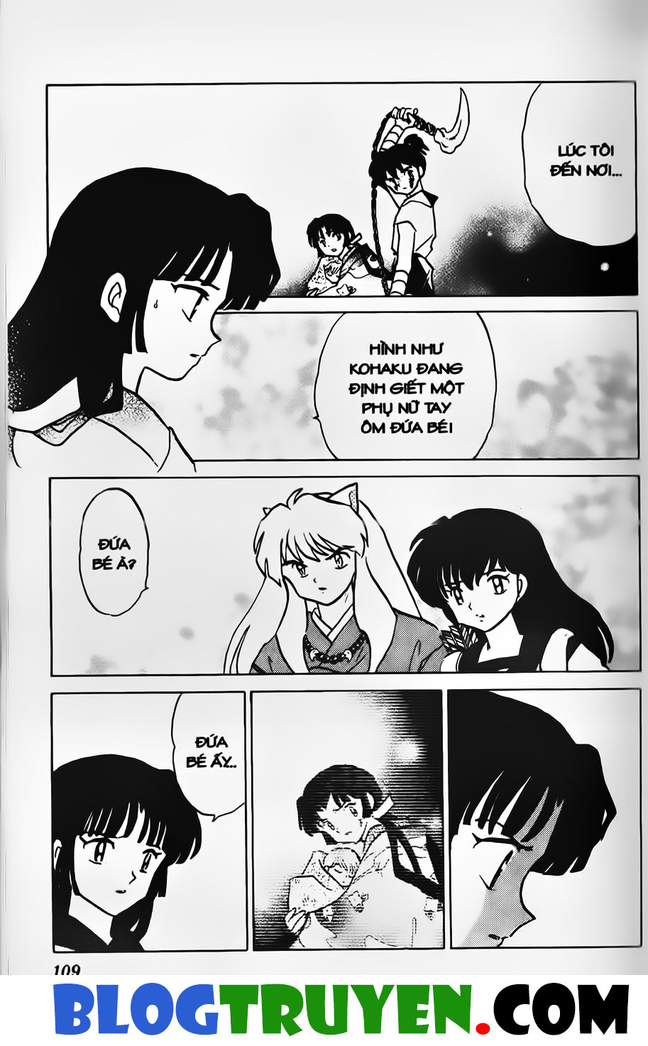 Inuyasha vol 32.6 trang 16