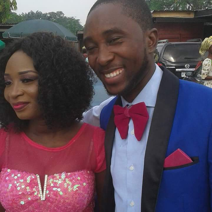 aina gold son weds monsuru obadina daughter