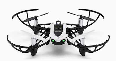 Control Parrot's Minidrone Mambo using your iPad