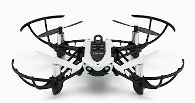 Control Parrot's Minidrone Mambo using your iPad