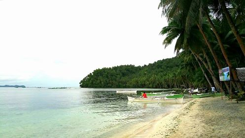 pagkawasan beach, hikdop island  | surigao city | traveljams