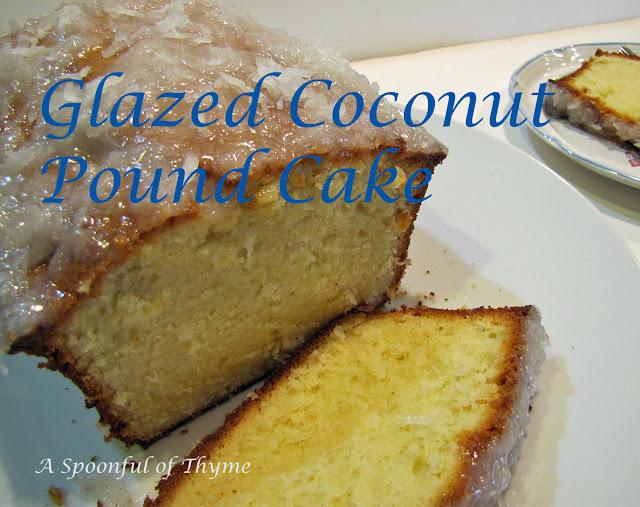Coconut Liqueur Cake Recipe