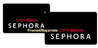 Logo Concorso Sephora''6 anni bellissimi'': vinci gratis 20 Gift Card da 60€ e 1 da 600€ + premio sicuro!
