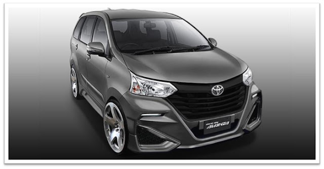 Perintis Toyota Avanza G