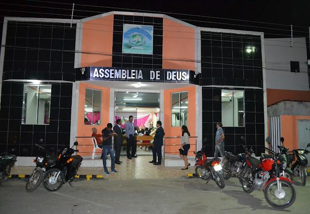 Blog Do Diácono Cleiton Albino: AD no Alto do Rodrigues realiza ...