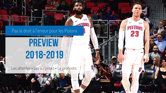 Preview 2018-2019   PistonsFR, l'actualité des Detroit Pistons en France