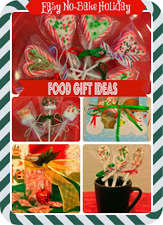 Easy, No-Bake Holiday Gift Food Ideas