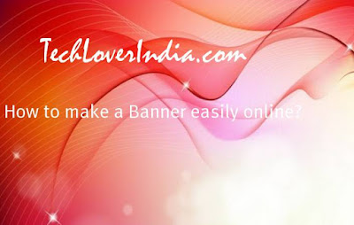 make a Banner easily