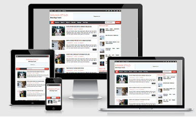 Minima Stylo SEO Responsive Blogger Template Free Download